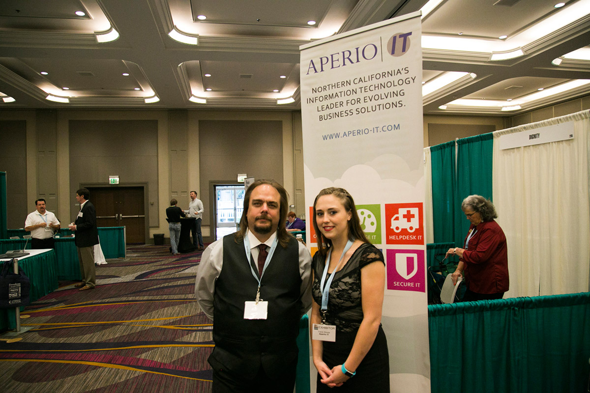 Aperio-IT-representing-at-CHAPCA-Annual-Conference