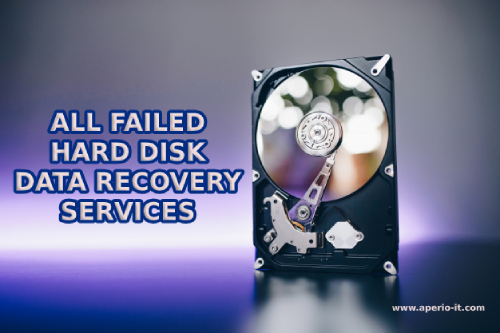 Failed Hard Drive Data Recovery Services